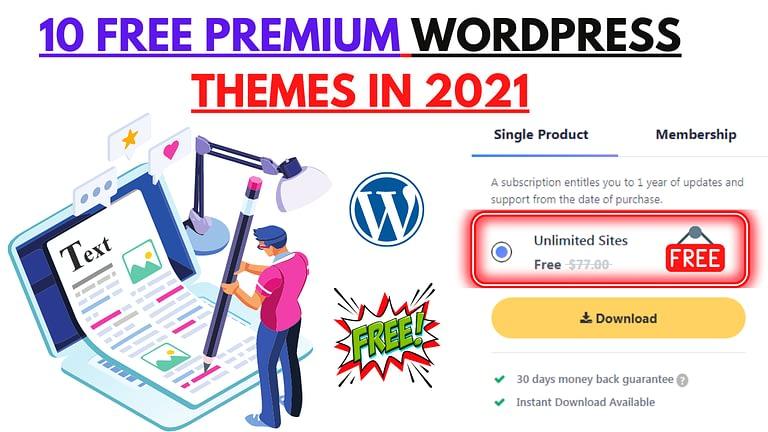Top 10 best Free Responsive Wordpress Theme